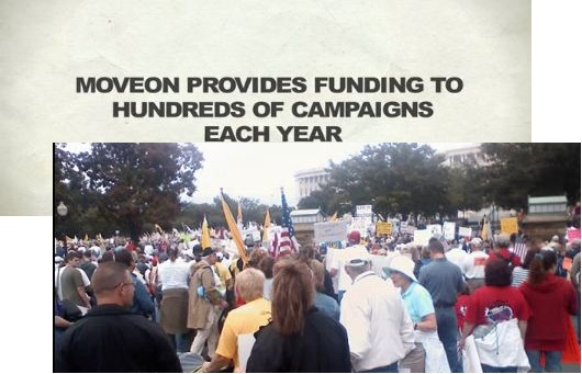 Moveon and tea party