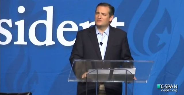 ted in iowa religious liberty conference